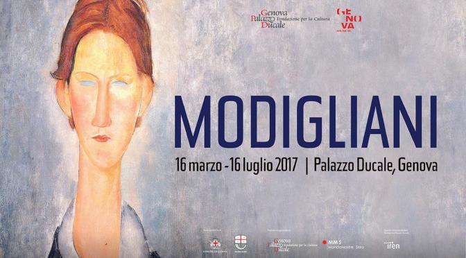 Modigliani a Genova