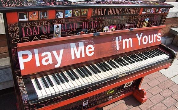 Il forte piano del pianoforte