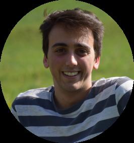 Giovanni Manfredi, 21 anni di Genova, studente di neuroscienze e psicologia all'università di Aberdeen, Scozia (al freddo e al gelo). L'amore verso la pizza e il gelato è superato solo dal ballo. Scrittore per il Polo Positivo