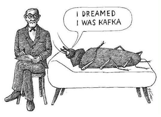 kafka-freud