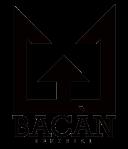 Logo Bacàn Official Completo