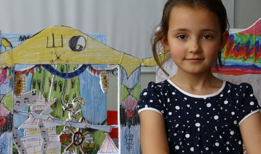 Più arte a scuola con il progetto Mus-e