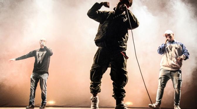 232 APS: il rap che educa e rieduca