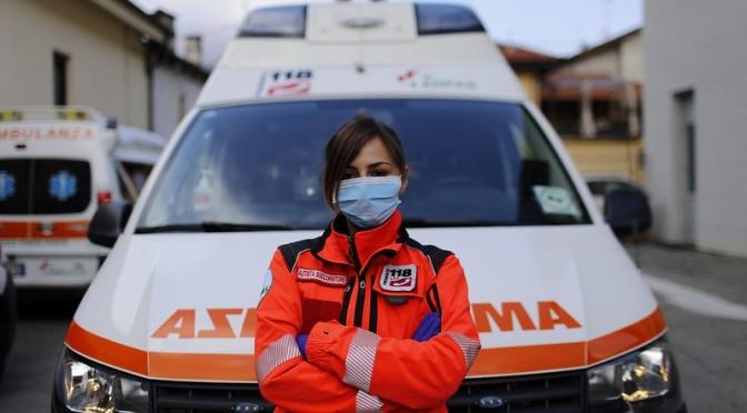 Servizio in ambulanza: i volontari si raccontano