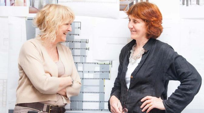 Women, meaning, gravity: intervista ai Premi Pritzker Yvonne Farrell e Shelley McNamara