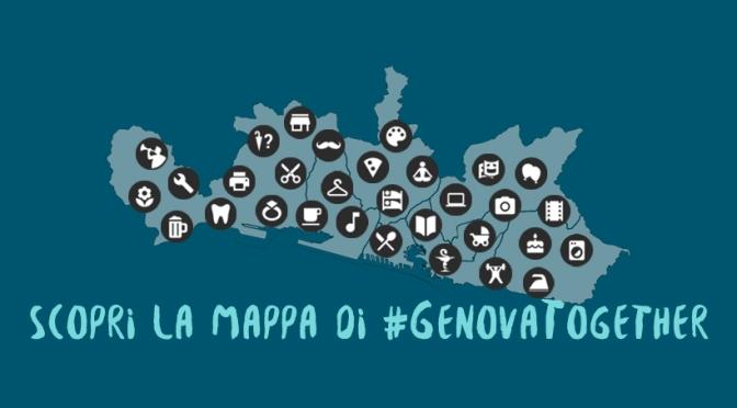 Genova Together: sosteniamo insieme le attività genovesi!