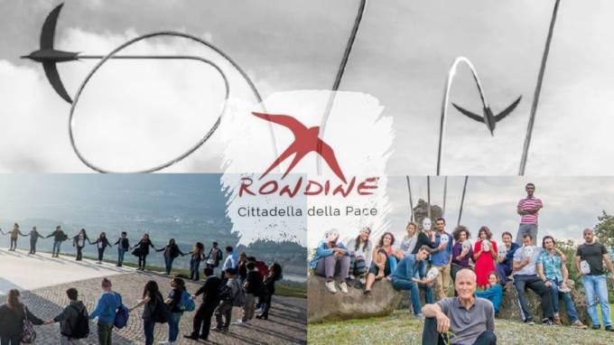 Cover Rondine Cittadella della Pace