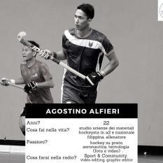 Volto della redazione - Alfieri Agostino