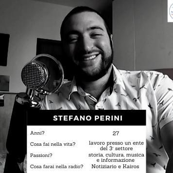 Volto della redazione - Perini Stefano