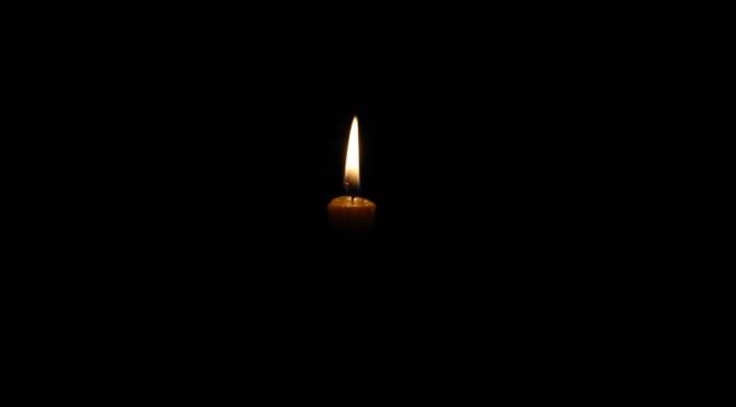 Luce nel buio: il messaggio d'amore di Cristian Barone