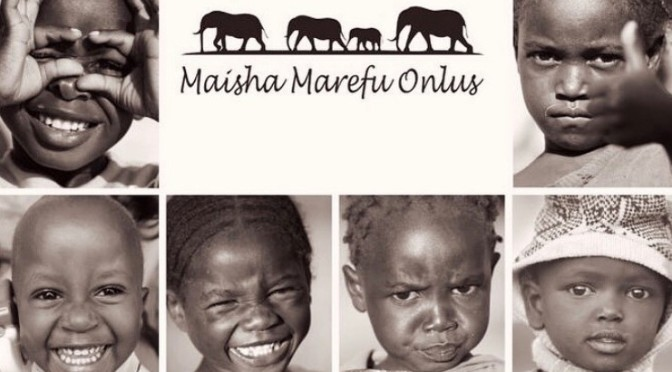 MAISHA MAREFU: una catena di solidarietà che collega Arese e l'Africa