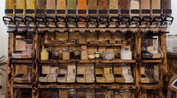 Sfusitalia: la mappa italiana dei negozi di prodotti sfusi e non solo