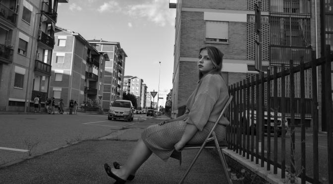 La tabaccaia di Federico Fellini nel quartiere dormitorio
